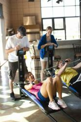 Love is in the air! What a perfect way for couples to celebrate Valentine's Day by getting closer both physically and emotionally with Total Gym.