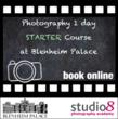 Blenheim Palace Photography Course Image