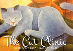 The Cat Clinic -  Now Open in Cathedral City, California
