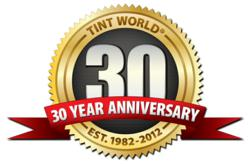 Tint World automotive franchise 30th anniversary