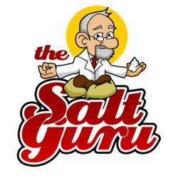 The Salt Guru logo