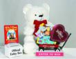 Valentine Bernie Bear