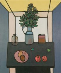 Dark Table by Robert Gwathmey