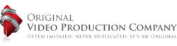 Original Video Production Company Logo
