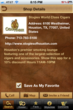 Cigar Shop Profile for Stogies in Houston, Texas