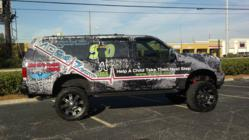 The MD247.COM Mobile Marketing Vehicle.