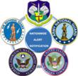 Nationwide Unified Alerting!  NORAD,U.S. NORTHERN COMMAND, U.S. AIR NATIONAL GUARD, U.S. NATIONAL GUARD AND FEMA