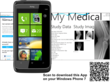 My Medical Images Viewer App For Windows Phone 7 Devices To Display...