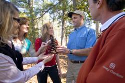 Callaway Gardens is a perfect place for getting out of the mold and doing something new with meeting attendees.