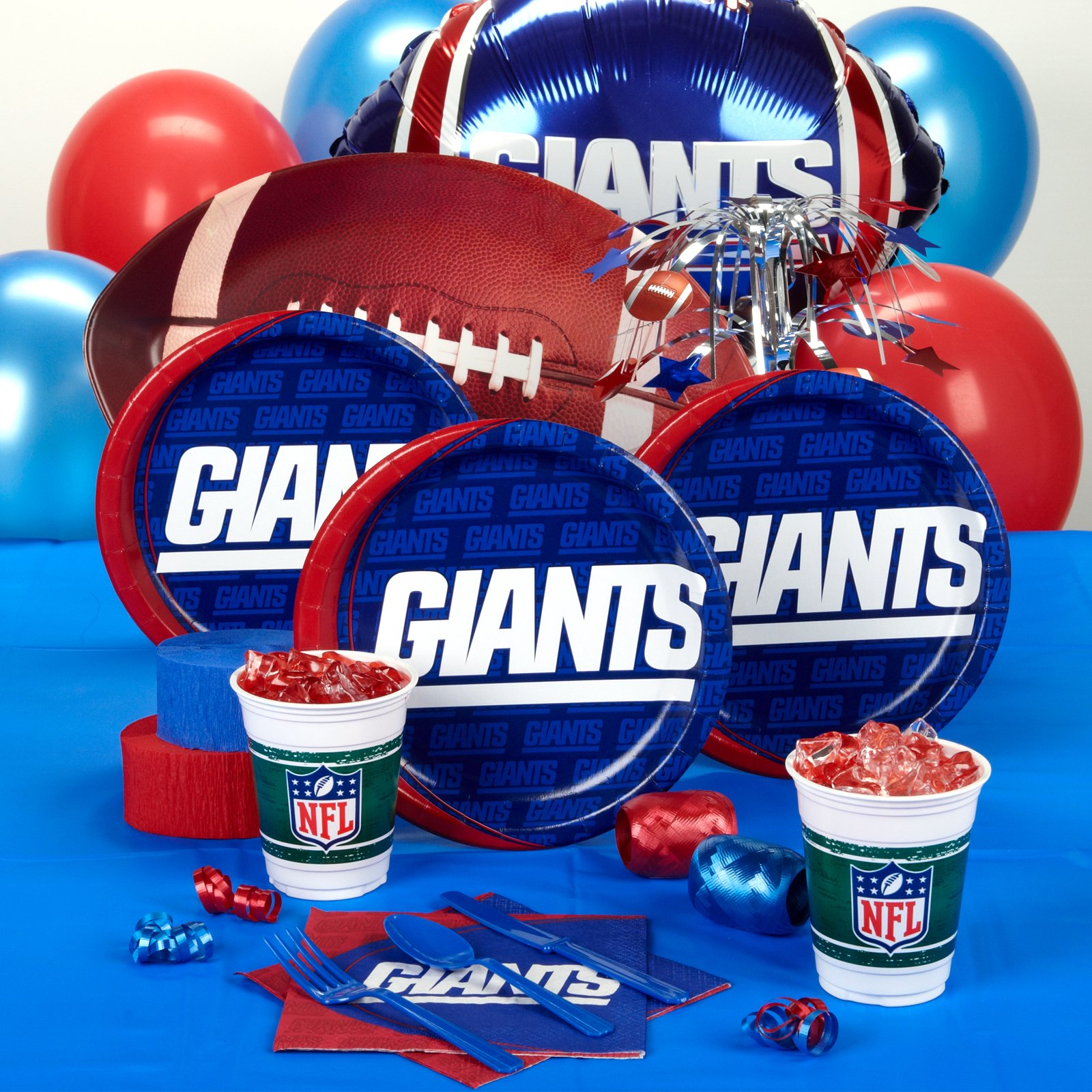 Super bowl fuels demand for football party supplies for Super bowl party items