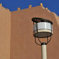 Noribachi Solar LED Lighting at Sandia Resort and Casino, Albuquerque, NM