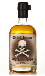 100,000 Scovilles - Naga Chilli Vodka
