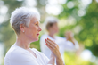 Residents at Era Living communities can attend Tai Chi, EnhanceFitness, and Chair Yoga classes