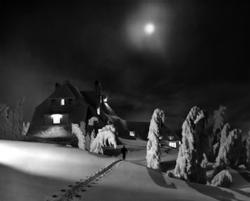 Timberline Lodge, 1940s