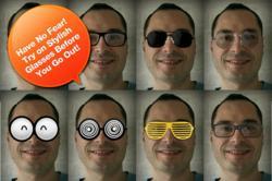 Virtual Eyeglasses