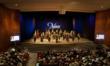 Orchestra Nova on stage