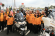 Scientology Volunteer Ministers of Inglewood March in Support of Martin Luther King Day of Service