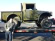 Weapons Carrier Restored By Wounded Service Members
