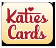 Katie's Cards logo