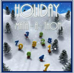 Apangea Math Holiday Math-a-Thon!