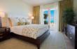 Master bedroom at The Venetian Grace Bay