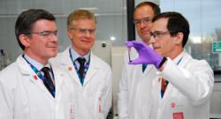 London 2012 unveils Anti-Doping Laboratory