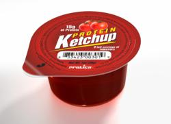 Protein Ketchup Dipper Cup