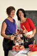 Michelle and Pauline, Creators of the Recipe Website catering to Food Allergies & Food Intolerances, www.theallergymenu.com