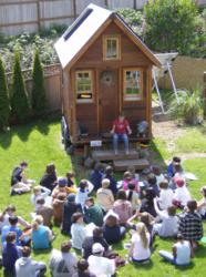 Green Tiny Home Workshop Coming to Houston