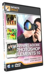 Photoshop Elements 10 Training DVD