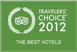 Chaa Creek a Trip Advisor Top 25 for 2012
