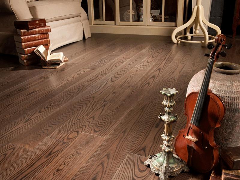 Coswick Hardwood Inc Brings Designer Ash Hardwood Flooring