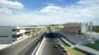 Circuit of the Americas Start & Finish rendering