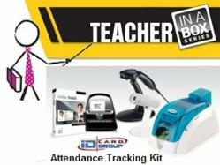 School Attendance & Student Tracking System - Teacher in A Box