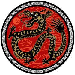 EcoChi, year of the dragon, chinese new year