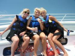 Parasailing on The Gulf Coast