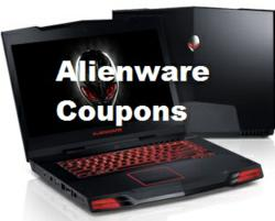 Alienware Laptop Coupons