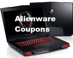 Alienware Laptop Coupons