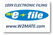 W2 Mate can generate W2 and 1099 E-File Submissions