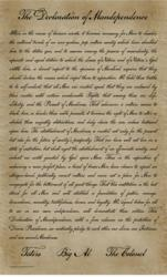 The Declaration of Mandependence