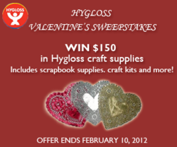 Hygloss Share the Love Sweepstakes