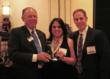 PAPCO named 2011 Tidewater AGC Associate of the Year. Left to Right: Dick Moyers, Dana Truxell and Ben McClenahan