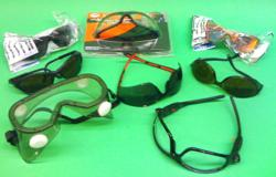 LED Inspector Glasses, safety glasses, goggles