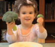 Let the Copy-Kids teach your child to love broccoli!