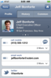 Smartr Contacts Profile