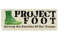 Project Foot - A Charity Joining Forces to Serve Homeless Veterans and Military Families.
