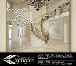 West Chester Business, AAA Hellenic Marble & Tile, Inc