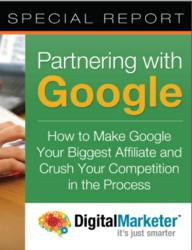 """Partnering With Google"" by DigitalMarketer.com"
