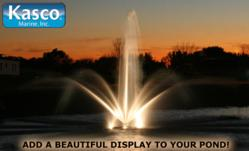 Kasco Marine Floating Fountains