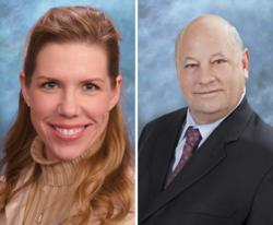 AEGIS FOOD TESTING LABS names Dr. Wendy Warren, Vice President Government & Regulatory Affairs and Tony Vagnino, Director of Sales & Marketing